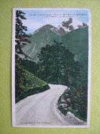 BOURG SAINT MAURICE. La Route De Val D'Isère. - Bourg Saint Maurice