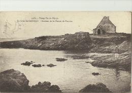 SARZEAU.  Environs De.  Rochers De La Pointe De Penvins. - Sarzeau