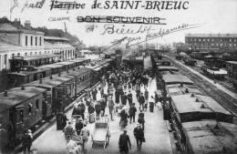 (45)   ST BRIEUC - La Gare - Saint-Brieuc