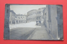 . Pula - Pola - Ca. 1910 ? - Croatia --- Croatie Kroatien --- 27 - Croatie