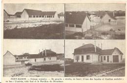 FORT MAHON .. LE NOUVEAU GROUPE SCOLAIRE . MULTIVUES - Fort Mahon