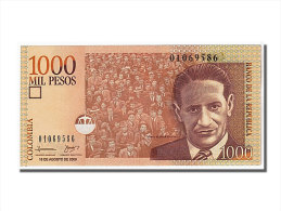[#106895] Colombie, 1000 Pesos Type J. E. Gaitan - Colombie