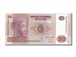 [#106885] Congo, 50 Francs Type 2007 - Zonder Classificatie