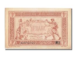 1 Francs Type Trésorerie Aux Armées - Treasury