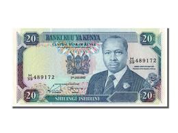 [#302217] Kenya, 20 Schillings Type Toroitich - Kenya