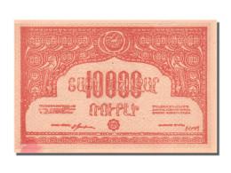 Arménie, 10 000 Roubles Type 1921 - Arménie