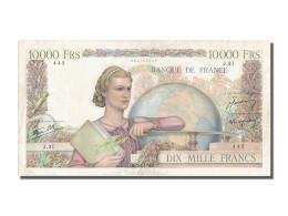 10 000 Francs Type Génie Français - 10 000 F 1945-1956 ''Génie Français''