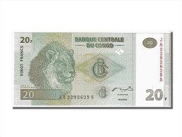 [#106880] Congo, 20 Francs Type 2003 - Zonder Classificatie
