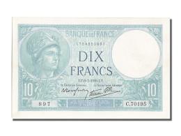 [#202620] 10 Francs Type Minerve, 06 Juillet 1939, Fayette 7.4 - 10 F 1916-1942 ''Minerve''