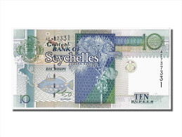 Seychelles, 10 Rupees Type 1998 - Seychelles