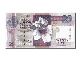 Seychelles, 25 Rupees Type 1998 - Seychelles