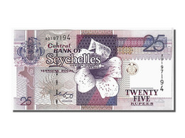 Seychelles, 25 Rupees Type 1998 - Seychellen