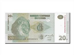 [#106879] Congo, 20 Francs Type 2003 - Zonder Classificatie