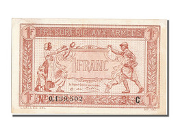 [#202614] 1 Franc Type Trésorerie Aux Armées, 1917, 1 Franc - Treasury