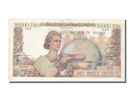 [#202648] 10 000 Francs Type Génie Français, 24 Octobre 1946, Fayette 50.12 - 10 000 F 1945-1956 ''Génie Français''