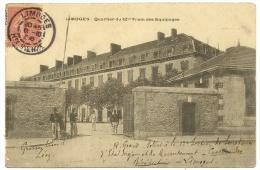 LIMOGES Rare Militaria Quartier Du 12° Train Des Equipages Haute Vienne (87) - Limoges