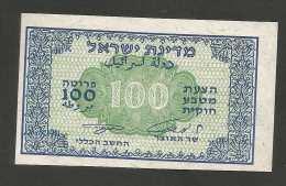 [NC] ISRAEL - 100 PRUTAH - UNC - Israele