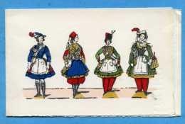 Cantinières De Cuirassiers, Spahis, Guides Et Dragons  Imprimé Sur Bois Ancien De L'imagerie PELLERIN D'Epinal - Sonstige