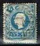 Österreich 1858, Michel # 15 I O - 1850-1918 Empire
