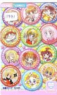 Carte Prépayée Japon * MANGA *  COMICS * ANIME (11.771) Movie Japan Prepaid Card Tosho Karte - Film