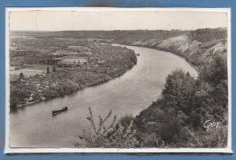 27 - BOURG ACHARD --  La Seine Vers Rouen - 1958 - Other Municipalities