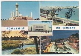 Multivue , éd A.D.P Dakar N° 4431 , écrite Non Timbrée - Senegal