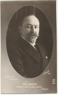 Milenko Vesnich Vernic Born In Dunisic Peace Conference Paris Serbian Minister By Manuel - Serbia