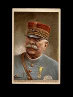 MILITARIA - Guerre 14-18 - GENERAL JOFFRE - Chromos
