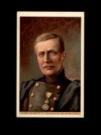 MILITARIA - Guerre 14-18 - Le ROI ALBERT - Roi Des Belges - Monarchie Belge - Chromos