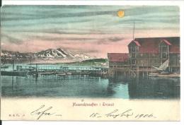 Norvege Maaneskinsaften Tromso - Norwegen