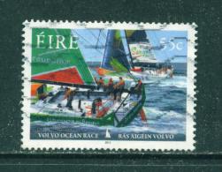 IRELAND - 2012  Volvo Ocean Race  55c  Used As Scan - Used Stamps