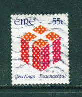IRELAND - 2012  Greetings  55c  Used As Scan - Used Stamps