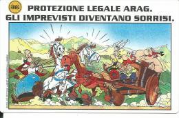 CAL620 - CALENDARIETTO 2000 - ARAG PROTEZIONE LEGALE - Formato Piccolo : 1991-00