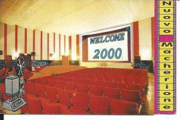 CAL622 - CALENDARIETTO 2000 - NUOVO MACHERIONE - FIUMEFREDDO DI SICILIA - Formato Piccolo : 1991-00