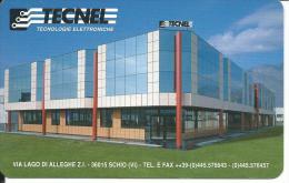 CAL632 - CALENDARIETTO 2000 - TECNEL - SCHIO - Formato Piccolo : 1991-00