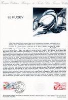 "Document Officiel DPO 1982 N° 35-82 "" LE RUGBY "" N° YT 2236."