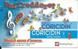 CAL633 - CALENDARIETTO 2000 - NEO CORICIDIN - Formato Piccolo : 1991-00