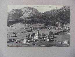 Cartolina Vigo Di Fassa (Trento) Verso Il Latemar - Trento