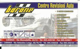 CAL643 - CALENDARIETTO 2000 - CENTRO REVISIONI AUTO - CATANIA - Calendari