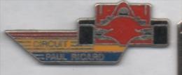 Auto F1 , Ferrari , Circuit Paul Ricard , Pastis - Ferrari