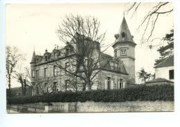 Precy Sur Oise : Château De La Veneque - Noir Blanc - Précy-sur-Oise
