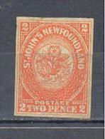 NEW FOUNDLAND - 1857-1861