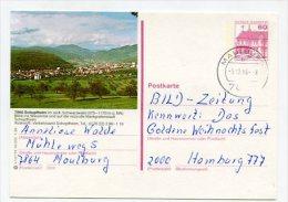 GERMANY - AK 179695 Q 13/179 40 000 1.86 Schopfheim - [7] République Fédérale