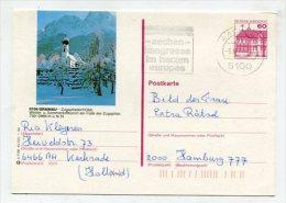 GERMANY - AK 179714 Q 7/88 40 000 1.86 Grainau - [7] République Fédérale