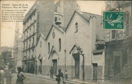 75 PARIS 14 / Eglise Notre Dame De Plaisance, Rue Du Texel / - District 14