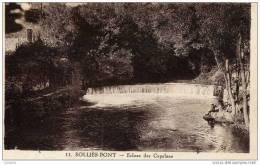 83-SOLLIES PONT-Ecluse Des Capelans - Sollies Pont
