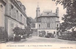 77 BY LE CHATEAU DE MADAME ROSA BONHEUR / ENVIRONS DE THOMERY - France