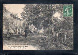LES ORMES-SUR-VOULZIE (S-et-M) - Le Lavoir De La Route De Bray - Otros Municipios