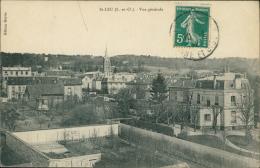 95 SAINT LEU LA FORET / Vue Générale / - Saint Leu La Foret