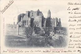 Irlande -  Rock Of Cashel - Précurseur - Postmark 1902 Kil Sheelan Clonmel - Cossé Le Vivien - Tipperary
